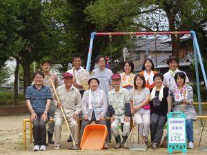 280828地域の清掃活動