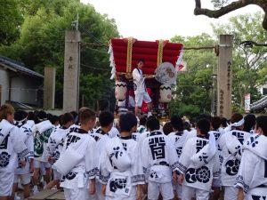 280711平野郷夏祭り